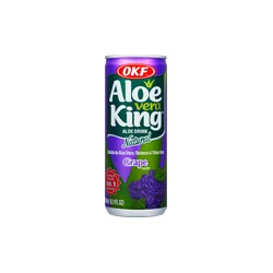 "30% Aloe Vera,King, OKF "" Grape"" - 240 ml"