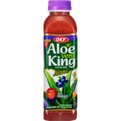 Aloe Vera King - Blueberry