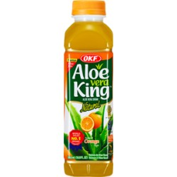"30% Aloe Vera OKF "" Orange "" - 500 ml"