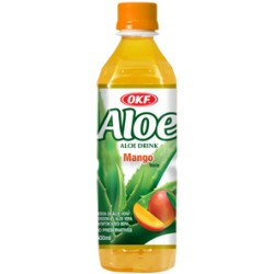 20% Aloe Vera, Mango - 500 ml
