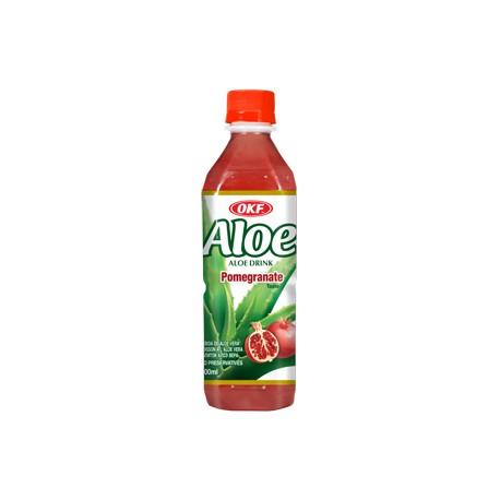 20% Aloe Vera, Pomegranate - 500 ml