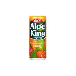 "30%  Aloe Vera,King, OKF "" Πορτοκάλι "" - 240 ml"