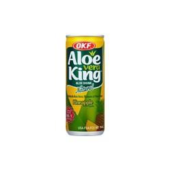"30%  Aloe Vera King OKF ""Ανανά"" - 240 ml"