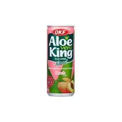 30% Aloe Vera King, Peach - 240 ml