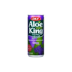 "30% Aloe Vera,King, OKF "" Σταφύλι "" - 240 ml"