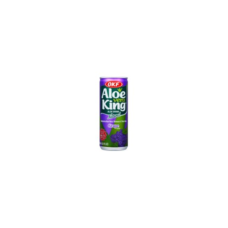 "30% Aloe Vera,King, OKF "" Grape"" - 240 ml"