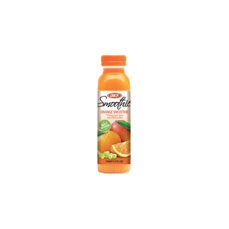 Smoothie Πορτοκαλί,OKF, 350ml