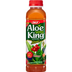 "30% Aloe Vera OKF "" Cranberry "" - 500 ml"