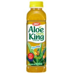 30% Aloe Vera Ανανάς - Χωρίς Ζάχαρη 500ml