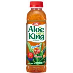 30% Aloe Vera King, Ροδή, χωρίς ζάχαρη- 500ml