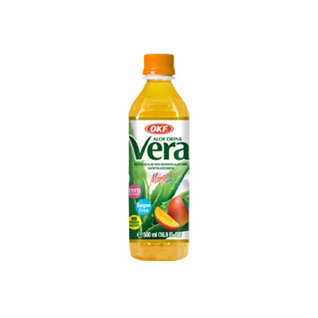 Vera Aloe, Mango, sugar free - 500 ml