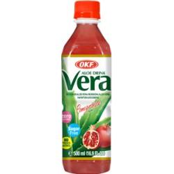 Vera Aloe, Original, χωρίς ζάχαρη - 500 ml
