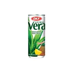 Vera Aloe, Ανανά - 240 ml