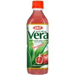 Vera Aloe, Ροδή - 500 ml