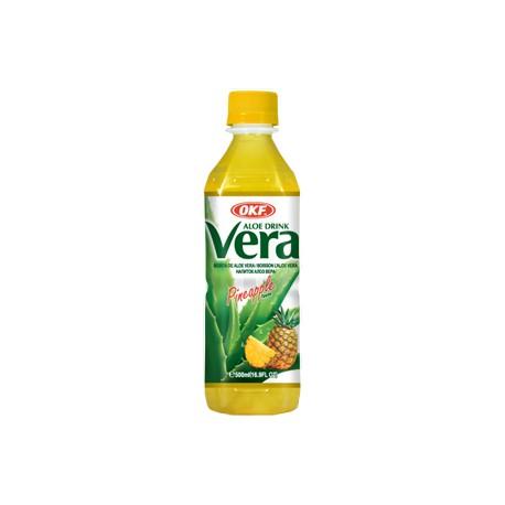 Vera Aloe, Pineapple - 500 ml