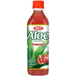20% Aloe Vera, Ροδή - 500 ml