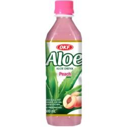 20% Aloe Vera, Ροδάκινο - 500 ml