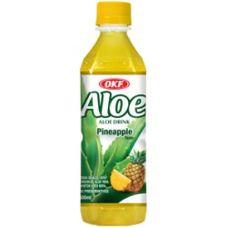 20% Aloe Vera, Ανανά - 500 ml