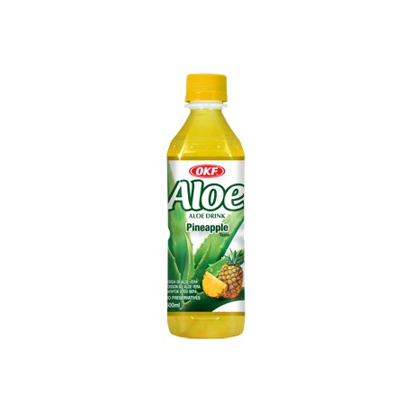 20% Aloe Vera, Pineapple - 500 ml
