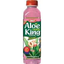 "30% Aloe Vera King OKF "" Ροδάκινο"" - 500 ml"