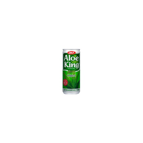 "Aloe Vera King ""Natural"" - CAN 240ml"