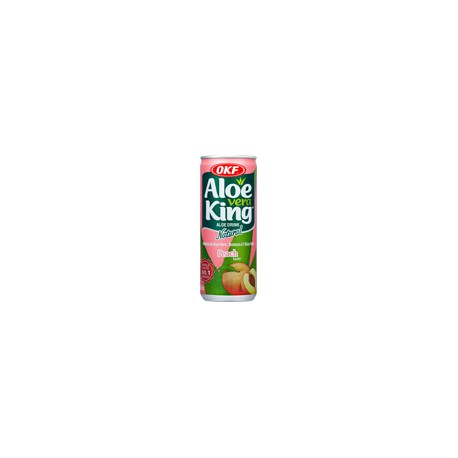 30% Aloe Vera King, Peach - 240 ml